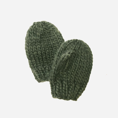 Knit Mittens - Organic Baby Clothes, Kids Clothes, & Gifts | Parade Organics
