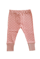 Organic Baby Printed Leggings