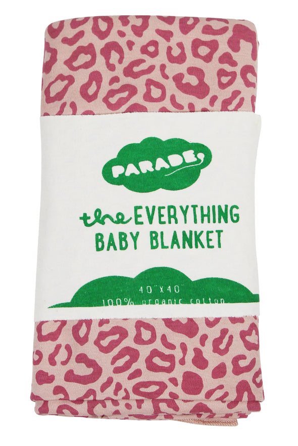 Everything Organic Baby Blanket - Parade Organics