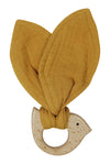 Beech Bird Teething Rings - Organic Baby Clothes, Kids Clothes, & Gifts | Parade Organics