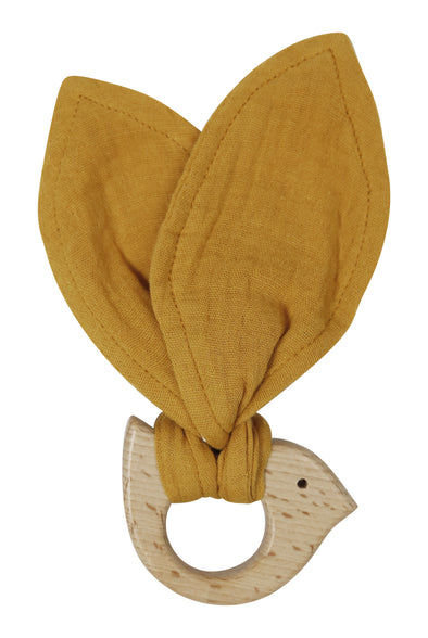 Beech Bird Teething Rings - Parade Organics