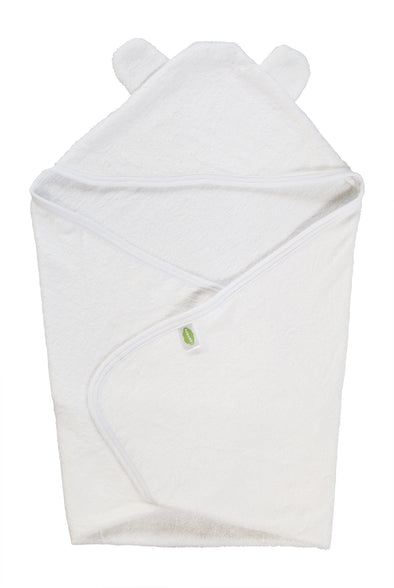 Baby Bear Hooded Towel - Organic Baby Clothes, Kids Clothes, & Gifts | Parade Organics