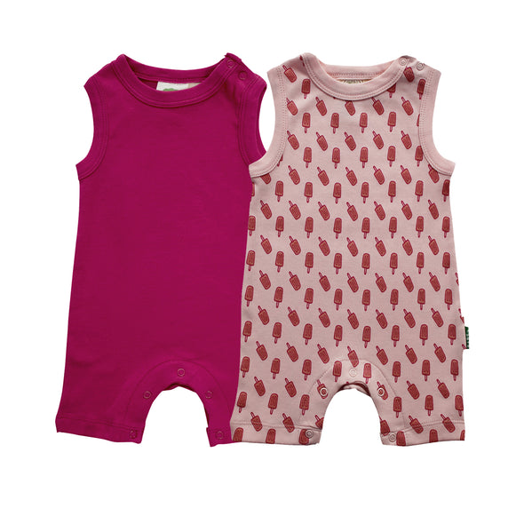 Tank Romper Bundle 2-Pack