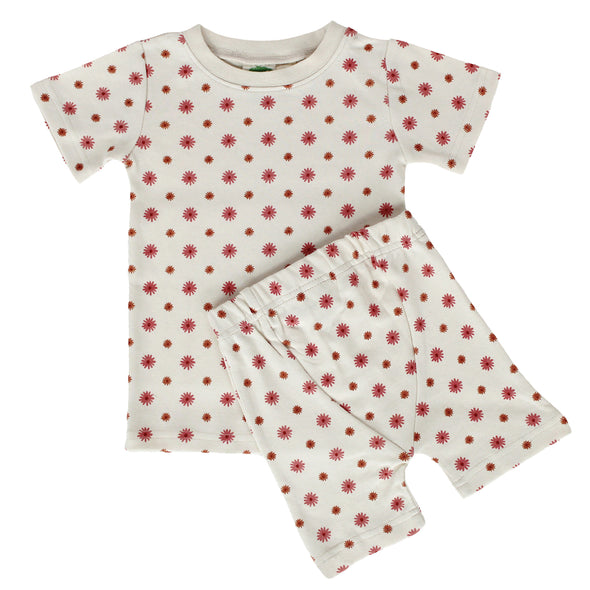 """My Jammies"" Organic Kids Summer Pajamas"