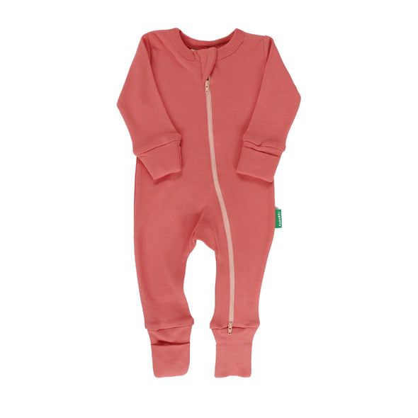 Essential Basic '2-Way' Zipper Romper