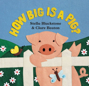 How Big is a Pig? Book