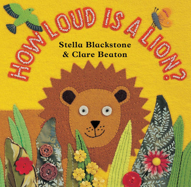 How Loud is Lion? Book
