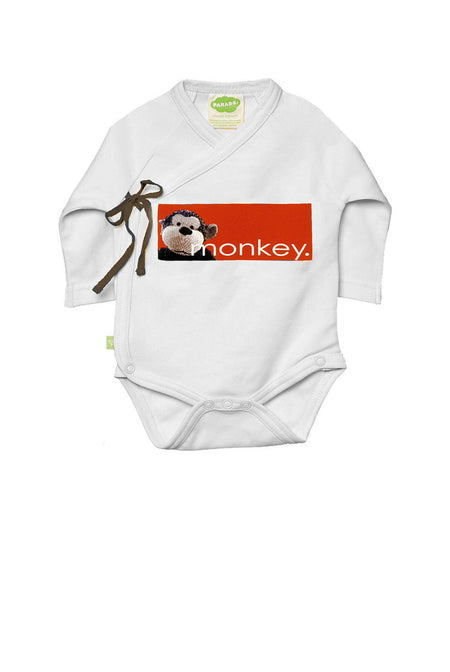 Monkey with Grey *Shipping April 15!
