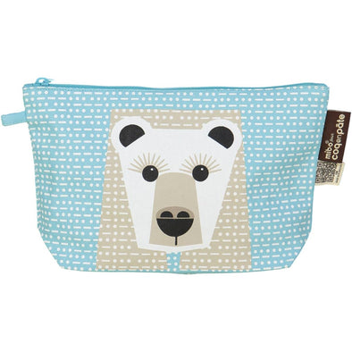 Animal Pencil Case - Organic Baby Clothes, Kids Clothes, & Gifts | Parade Organics
