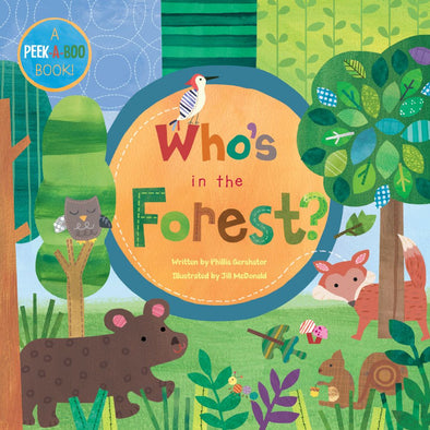 Who's in the Forest? Book