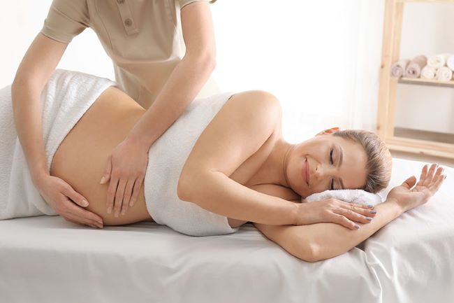 Pregnancy And Infant Massage