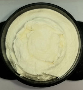 Whipped Shea Body Butter- for men