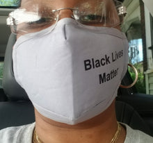Load image into Gallery viewer, Black Lives Matter Masks