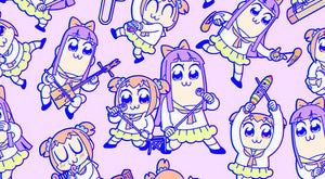 POP TEAM EPIC Sound Track: Available Now