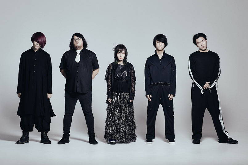 Lie and a Chameleon Mononoke in the Fiction – major debut single