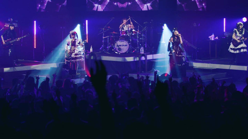 BAND-MAID Release 'Choose me' Live Video