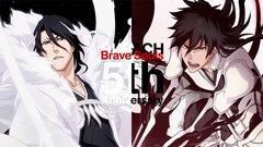 Lie and a Chameleon: BLEACH Brave Souls 5th Anniversary Song 'NEVER'