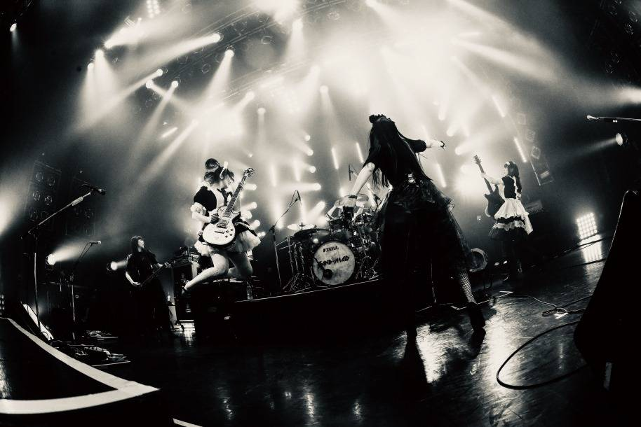 BAND-MAID Release 8mm RINNE Music Video Ahead of CONQUEROR Album