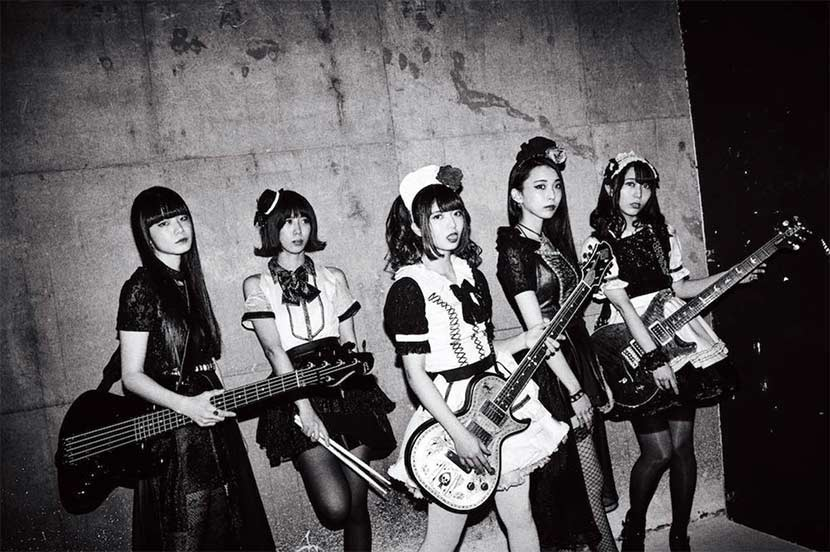 BAND-MAID Release 'endless Story' Music Video