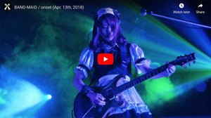 BAND-MAID to Release Live Videos Following Tour Cancellation