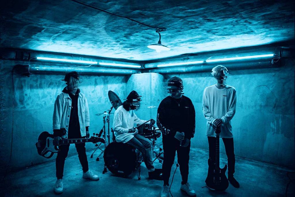 Japanese Rock Band One Eye Closed Join JPU Records and Release New Video 'N.C.H.'