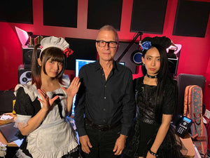 Tony Visconti Produces BAND-MAID's New Song The Dragon Cries