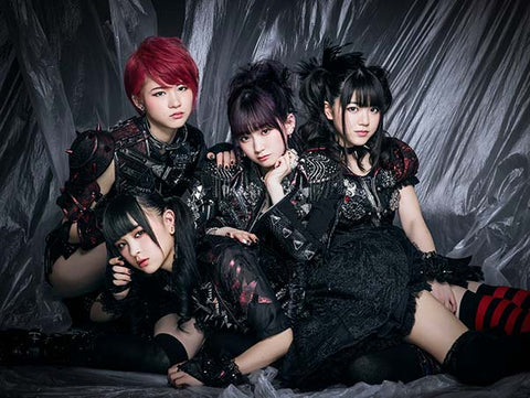 Ladybaby idol group The Idol Formerly Known As Ladybaby // JPU Records