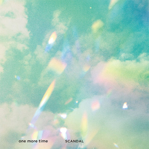SCANDAL one more time single