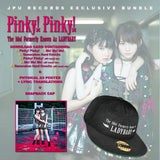 The Idol Formerly Known As LADYBABY Pinky! Pinky! merch snapback cap // JPU Records