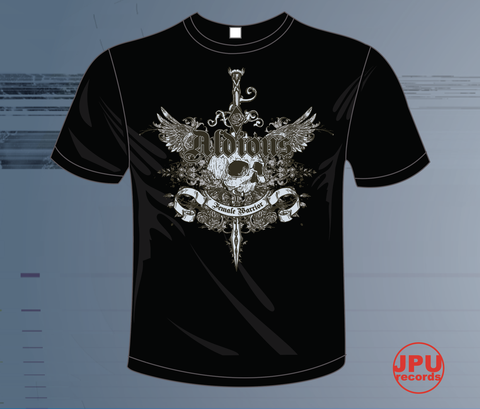 "Official Aldious ""Female Warrior"" t-shirt pic"
