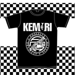 KEMURI: POSITIVE MENTAL ATTITUDE Japanese Ska Punk T-shirt (black)