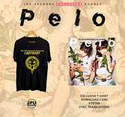 "The Idol Formerly Known As LADYBABY ""Pelo"" merch / t-shirt pic"