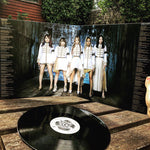 "LOVEBITES GOLDEN DESTINATION vinyl 12"" Gatefold sleeve. All female Japanese heavy metal band"