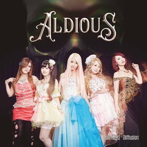 Aldious Unlimited Diffusion CD album download or stream JPU Records