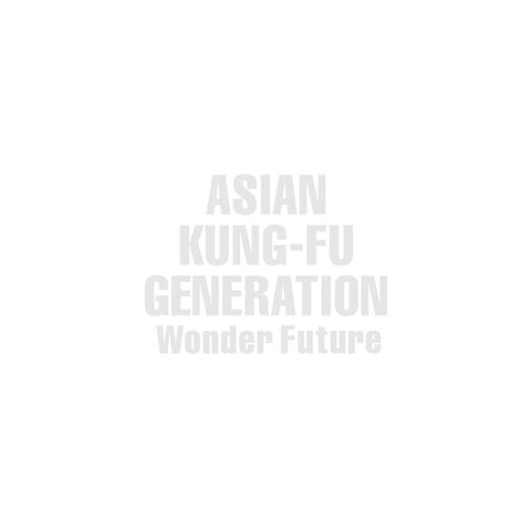 Asian Kung-fu Generation Wonder Future CD album JPU Records