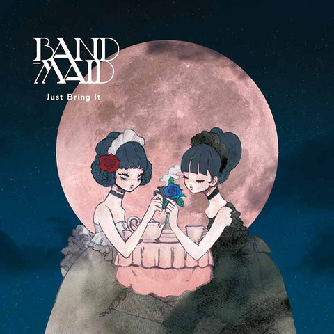 Band-Maid Just Bring It CD album JPU Records