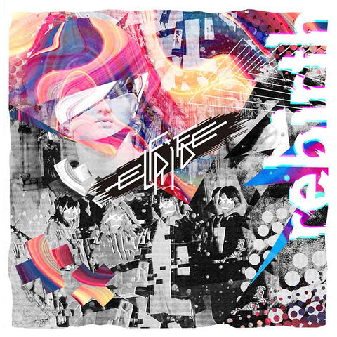 ELFRIEDE rebirth CD download. エルフリーデ Japanese girl band JPU Records