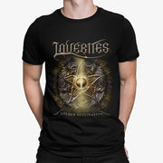 "LOVEBITES ""GOLDEN DESTINATION"" Official T-shirt"