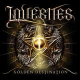 LOVEBITES Golden Destination CD Vinyl. Japanese girl heavy metal band JPU Records