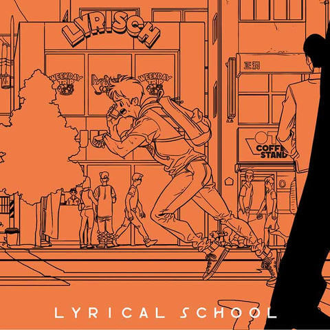 lyrical school Magic Hour single download. Japanese hip hop idols JPU Records