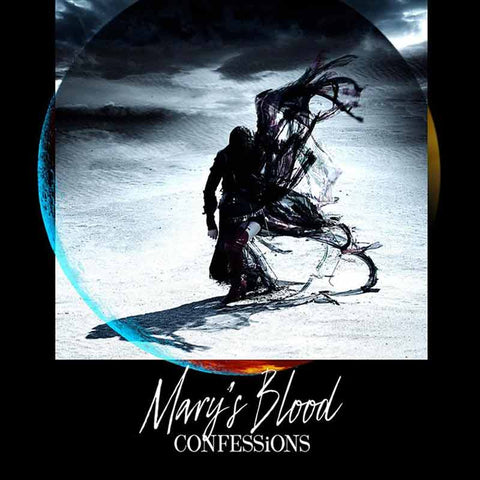 Mary's Blood COFESSiONS album CD and download. Japanese heavy metal band JPU Records