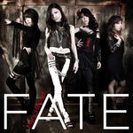 Mary's Blood FATE album CD and download. Japanese heavy metal band JPU Records
