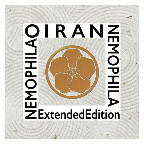 NEMOPHILA CD Oiran Extended Edition from JPU Records