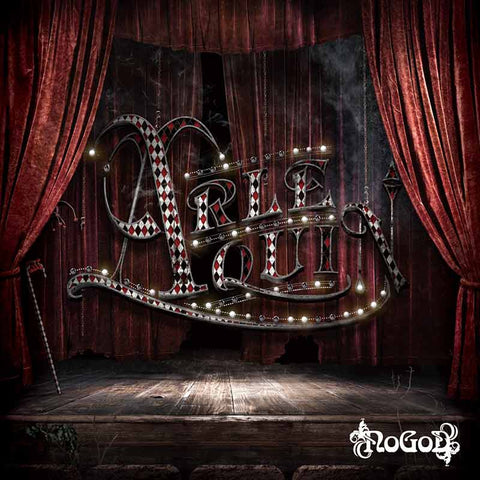 NoGoD Arlequin single download. Visual kei JPU Records