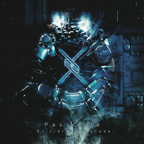 PassCode Ex Libris PassCode album download and CD. Japanese idol electro pop kawaii metal JPU Records