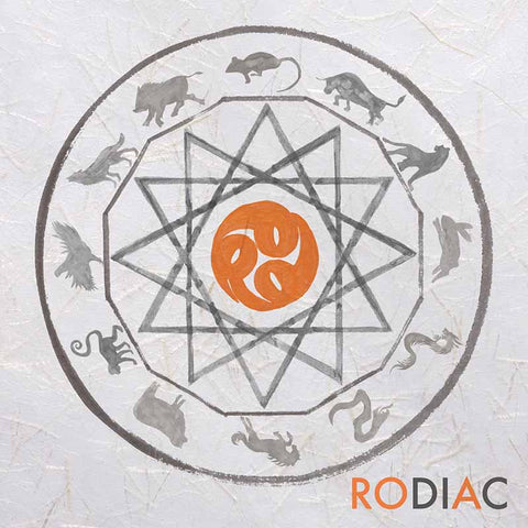 ROA RODIAC album CD download. Japanese punk rock shamisen band traditional instruments JPU Records