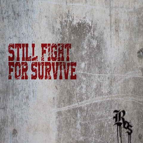 ROS STILL FIGHT FOR SURVIVE album CD download. Japanese punk rock band Dragon Ash JPU Records