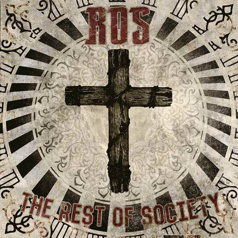 ROS THE REST OF SOCIETY debut EP download. Japanese punk rock band Dragon Ash JPU Records
