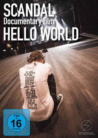 Scandal Documentary film Hello World Tour DVD English subtitles // JPU Records