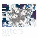 Scandal Sisters single. Japanese girl band // JPU Records